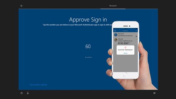 Windows 10彻底抛弃密码!手机验证即可登陆