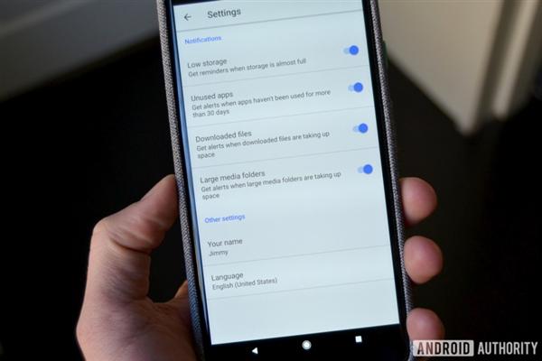 谷歌亲自做了款安卓文件管理应用Files Go:清爽简洁