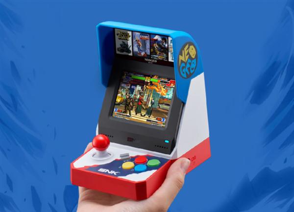 90年代热血回忆 小米有品开卖NEOGEO Mini游戏机